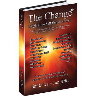 "Book Cover ""The Change: Insights into Self Empowerment"""