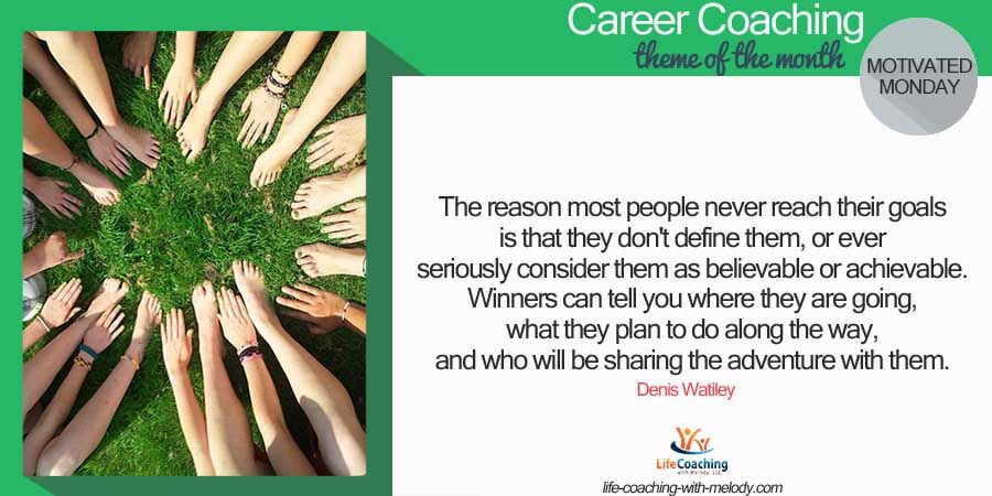 Career Coaching - Goal Achievement