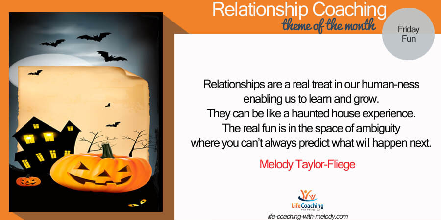 Relationship Are Filled With Ambiguous Tricks-n-Treats