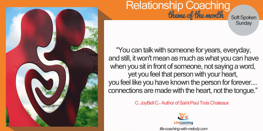 Relationship Coaching: Heart Connections