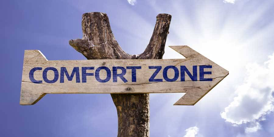 Business: Comfort Zone – What's The Payoff?