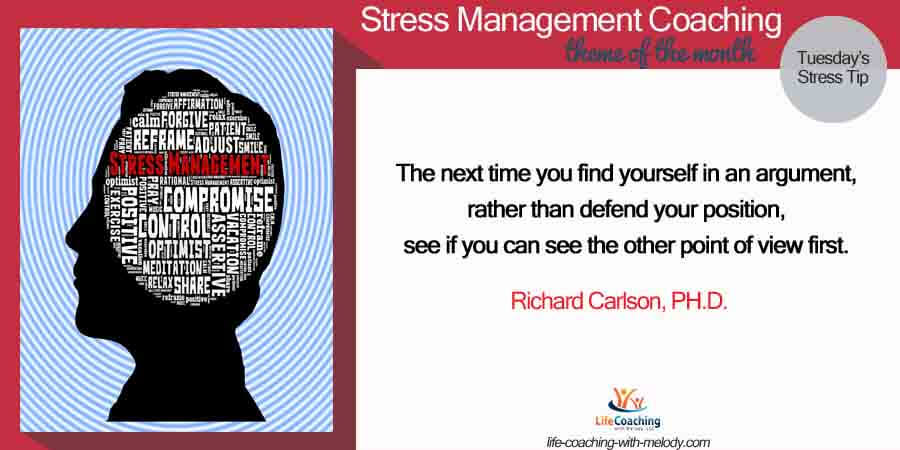 Stress Management in Relationships