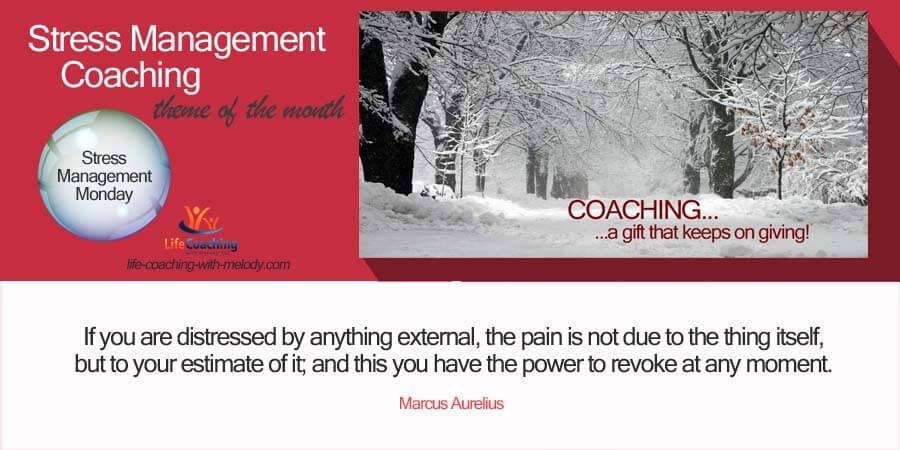 Stress Management Coaching: A gift that keeps giving!