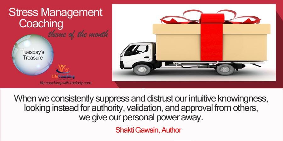 Stress Management Through Personal Power