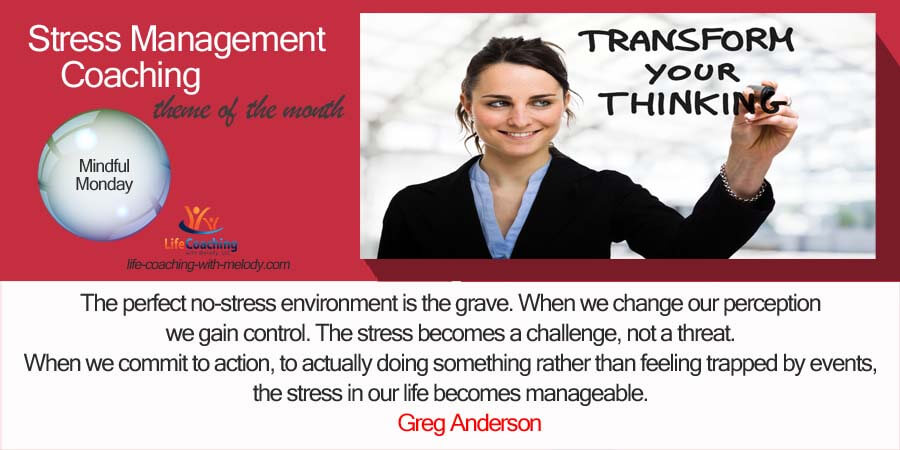 Turn Your Stress Into Action!