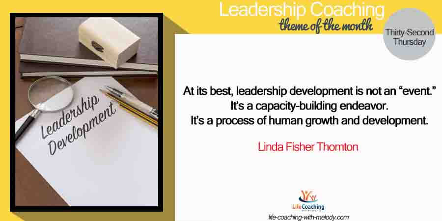 Leadership: Develop Your Inner Connection