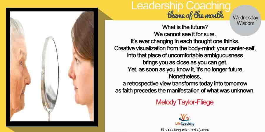 Leadership: Future Self A Retrospective View