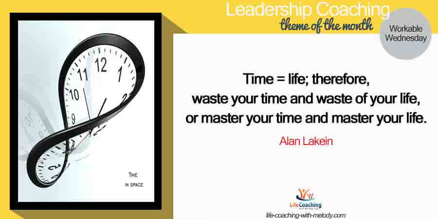 Leadership: Time For To-Do List