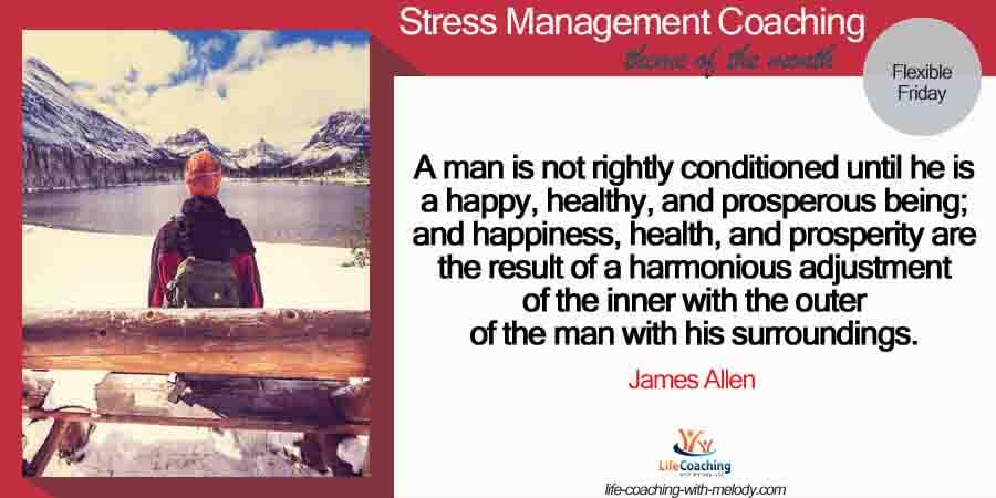 The Harmony In Stress Management
