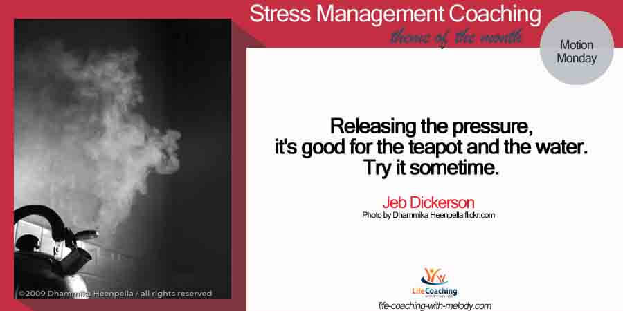 Stress Management Blues