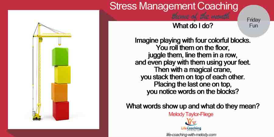 Stress Management: Deciding What To Do