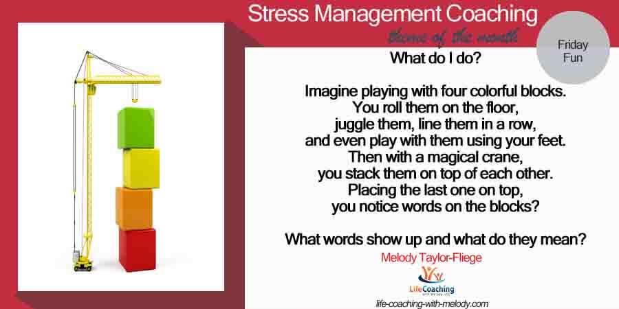 Stress Management: Deciding What To Do