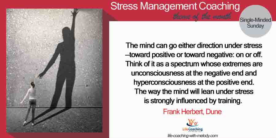 Stress Management: Stretching Beyond Self