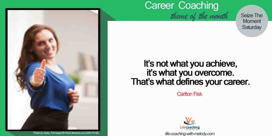 Name the moment you are waiting for in your career!
