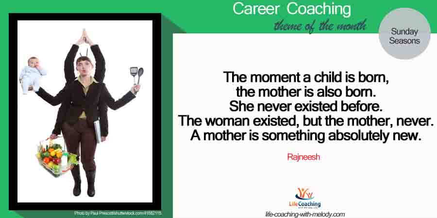 Wondering if you can be successful in career and motherhood at the same time?