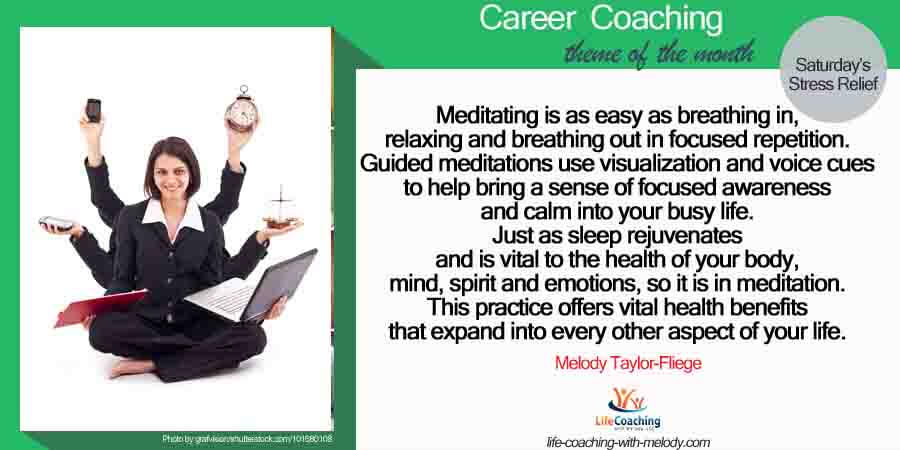 Ever tried career meditation?