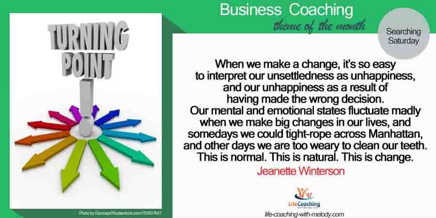 Change In Your Career Journey