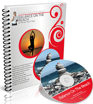Balance On The Beach Video and Workbook