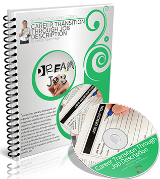 Career Transition Through Job Description Video and Workbook