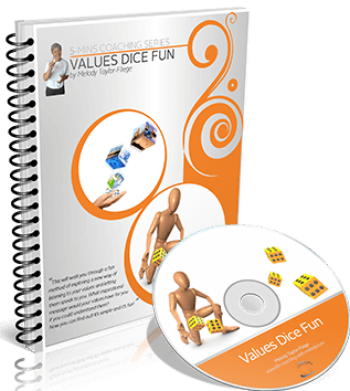 Values Dice Fun Video and Workbook