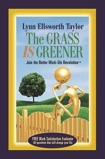 Grass Is Greener Book Cover Front