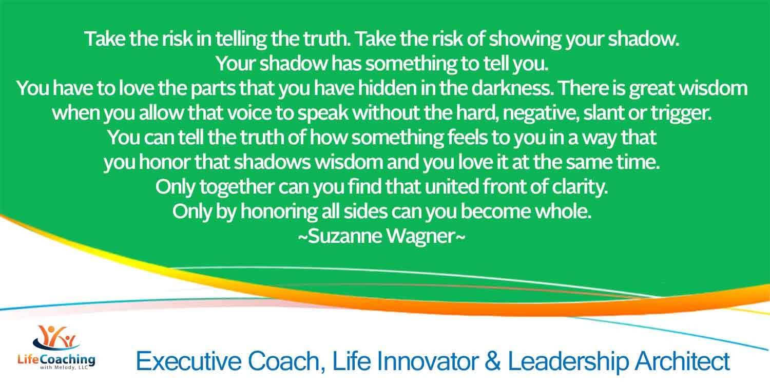 How's Your Career Integrity? Image is a shadow quote by Susanne Wagner.