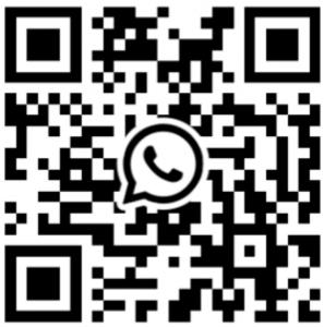 WhatsApp Contact QR Code - MelodyTaylorFliege